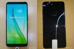 El diseño del Huawei Nova 2S se deja ver gracias a nuevas filtraciones