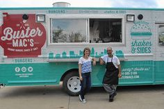 Clara Valentino of Johnstown quit her corporate marketing career to pursue her culinary dream by teaming up with her father to open up a food truck called Buster Mac's.