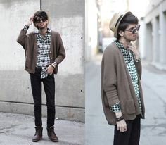 Something Acoustic. (by Bobby Raffin) http://lookbook.nu/look/4513753-Something-Acoustic