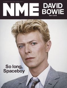 Paul McCartney: 'David Bowie's star will shine in the sky forever' - NME Nme Magazine, Magazine Wall, Magazine Covers, Axl Rose, Katherine Ryan, David Bowie Born, Bowie Starman, The Thin White Duke, World Press