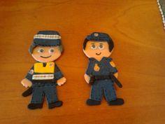 Policia Local y Nacional