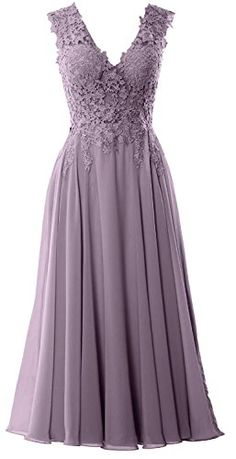 online shopping for MACloth Women V Neck Midi Wedding Party Gown Tea Length Lace Mother Bride Dress from top store. See new offer for MACloth Women V Neck Midi Wedding Party Gown Tea Length Lace Mother Bride Dress Mob Dresses, Dresses Online, Short Dresses, Bride Dresses, Mother Of Groom Dresses, Mother Of The Bride, Bridesmaid Dress Colors, Applique Dress, Custom Dresses