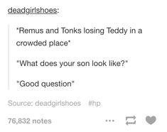 Remus & Tonks headcanon -