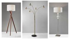 Modern Floor Lamps For A Stylish Way To Brighten Your Home Cool Stuff, Floor Lamp, Lamp, Brighten, Home Goods Decor, Modern Floor Lamps, Modern, Home Decor, Room