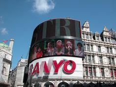 Piccadilly Circus  London UK June 2011