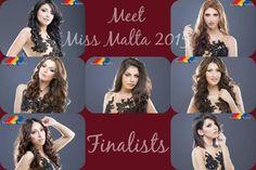 Meet the 20 Finalists of Miss Malta 2015