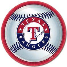 Texas Rangers Play Ball!