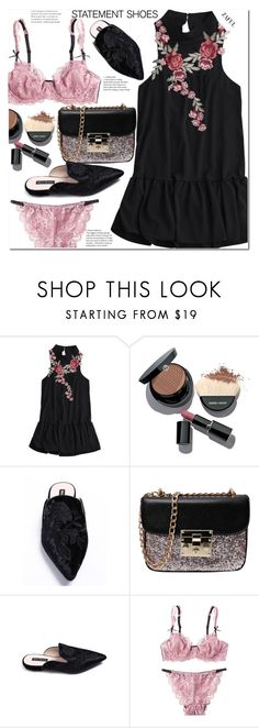 """""""Double Take: Statement Shoes"""" by duma-duma ❤ liked on Polyvore featuring Giorgio Armani and statementshoes"""