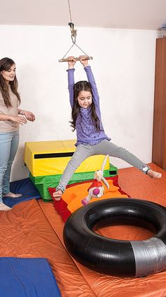 Occupational Therapy For Children Sensory Integration