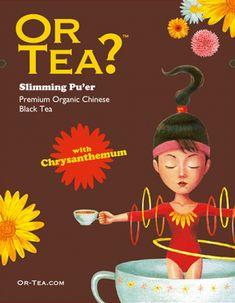 Or Tea? - Slimming Pu'er