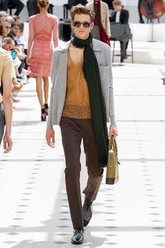Burberry Prorsum Spring 2016 Menswear Fashion Show - Jamie Platt