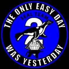 SEAL Team 2 - East Coast  One of the original SEAL Teams. Navy SEAL Team 2 is based out of Little Creek, Virginia.