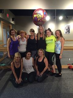 Meredith worked her way into the 100 club tonight! #purebarrefamily #purebarrelove #dedication #LTB #100club #waytogo