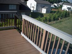 Deck Ideas, Decks Behr, Deckover Castle, Deck Patio, Behr Deck Over