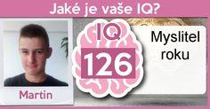 Jaké je vaše IQ?