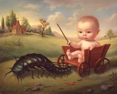 Beautifully Disturbing Art | All image rights reserved to Mark Ryden or their respective owner.
