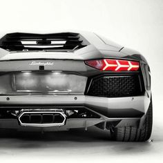 Mean #Lamborghini Aventador