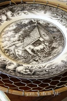 Savvy Southern Style: Tradition Fancy Dishes, White Dishes, Hosting Thanksgiving, Thanksgiving Traditions, Thistlewood Farms, Savvy Southern Style, Vintage Pottery, Pottery Barn, Farmhouse Wall Decor