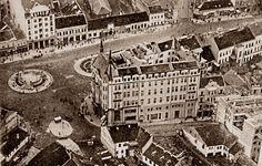 Beograd - 1900-tih - Terazije - Hotel Moskva