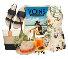 """Inspirations from YOINS"" by tasha1973 ❤ liked on Polyvore featuring Pier 1 Imports, FRUIT and Lola"