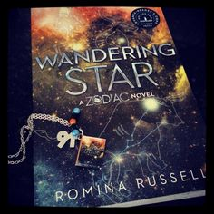 Thank you so much for this awesome #WanderingStar charm, @geekgirlotp! #ZodiacBooks #YA #spaceart #sohappy