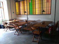 l.a. signorina stuttgart - Google-Suche Conference Room, Google, Table, Furniture, Home Decor, Stuttgart, Decoration Home, Room Decor, Meeting Rooms