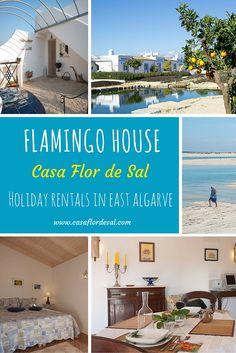 9 Best Flamingo House Casa Flor De Sal Images Algarve Natural