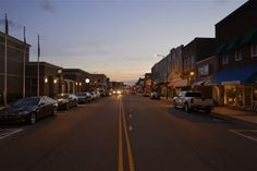 Downtown Mooresville, NC