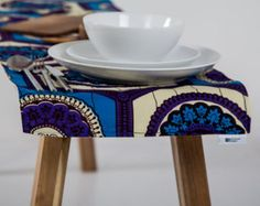 Merveilleux African Print Table Runner   Table Runner   Red And Blue Table Runner    Kitchen And Dining   Table Linen   Table Cloth   Home And Living