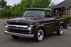 1957 Ford Other Pickups NO RESERVE