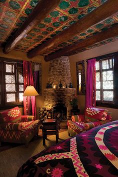 Inn of the Five Graces, Sante Fe, Mexico