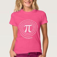 Pi Number Spiral Design T Shirt, Hoodie Sweatshirt