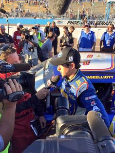 Chase Elliott 2014 Nationwide Champion at 18 years old