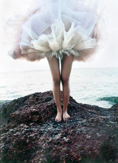 The only thing I love more than a tutu is a hoop skirt! If we could find a way to combine the two, I might explode.