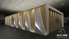 Client: Flora Carpet Domotex 2015 - Hannover/GERMANY Area : 324 m2