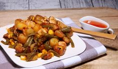 Kung Pao Chicken, Turks, Diners, Ethnic Recipes, Om, Camping, Mushroom, Restaurants, Campsite