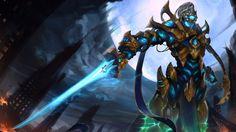 Pulse Fire Master Yi League of Legends Sword 1920×1080