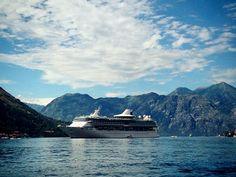 Docked off of Montenegro. #mediterranean