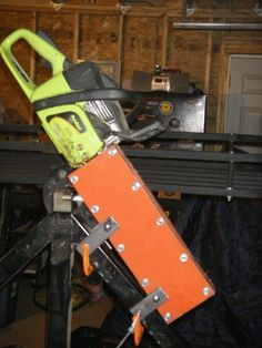 Diy Chainsaw Mount And Rotopax Fuel Mount For Jeep Used