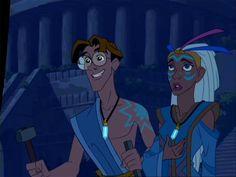 Atlantis: The Lost Empire Image: Atlantis: The Lost Empire