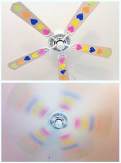 Diy washi tape duct tape painted updated ceiling fan diy kids diy washi tape duct tape painted updated ceiling fan diy kids furniture pinterest tape painting ceiling fan and ceilings mozeypictures Image collections