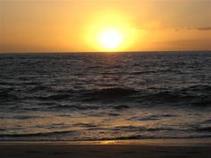 Kamaole II sunset... I want to go back