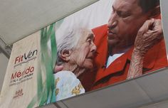 Comandante eterno Hugo Chávez se encuentra presente en toda la FitVen2013.