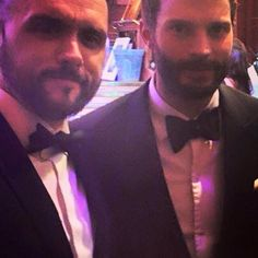 What's a party without good friends!! everythingjamiedornan.com