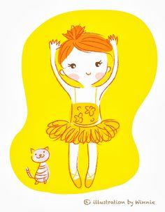 Winnie Read & Draw