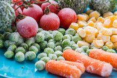 Prático e fácil de fazer, os congelados mantêm nutrientes necessários para as crianças.