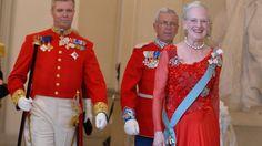 GALLERY: The royal for a gala dinner at Christiansborg | Billedbladet