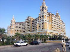 Holiday Royal Palace Turky. Antalya, Royal Palace, San Francisco Ferry, Hotels, Street View, Building, Beach, Holiday, Travel