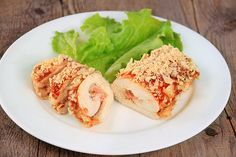 4th of recipe (1 stuffed chicken breast): 244 calories, 6g total fat ...