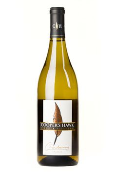 #Unoaked #Chardonnay $16.99 at any of our #restaurants or online at shop.coopershawkwinery.com